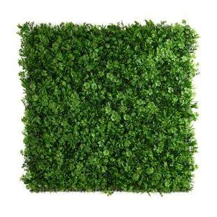 Green Artificial Walls