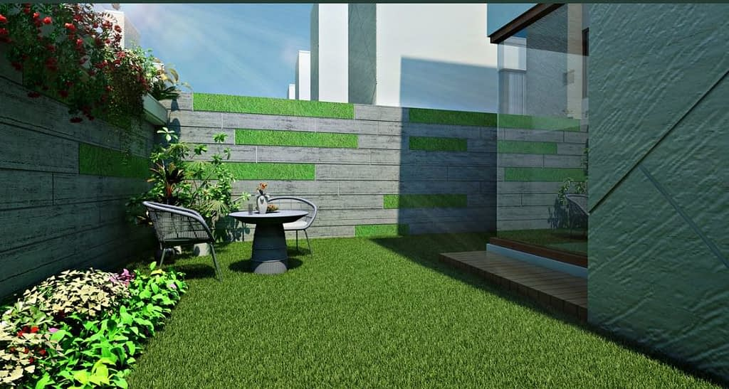 Benefits of Artificial Turf vs. Natural Grass, Artificial Vertical Gardens, Artificial Green Grass, moss wall dubai